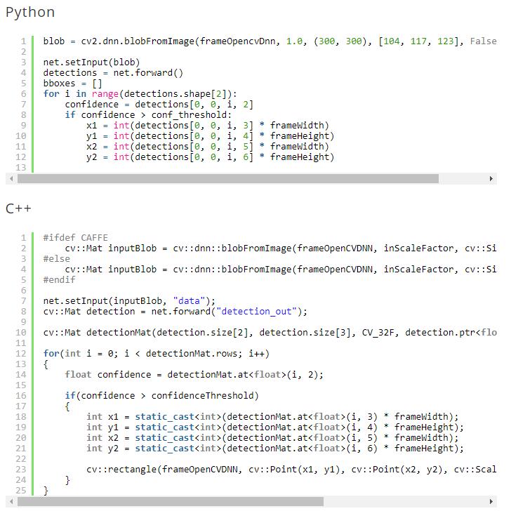 OpenCV vs Dlib 人脸检测比较分析– 我爱计算机视觉